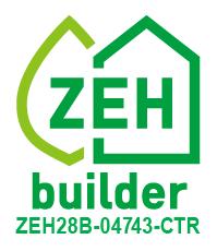 ZEHビルダー認定店マーク